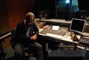 Le Trafalgar Recording Studio (le studio des Bixio) où Fabio Frizzi a notamment enregistré L'Emmurée vivante et Manhattan Baby