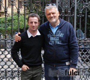 Lucio Fulci et Lionel Grenier