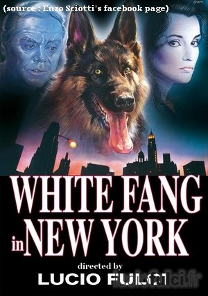 White Fang in New York
