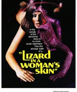 Lizard in a woman skin