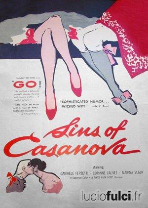 Sins of Casanova