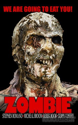 Zombie - graphic novel