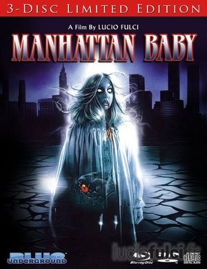 Manhattan Baby - bluray