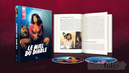 Le Miel du diable - Mediabook Artus Films